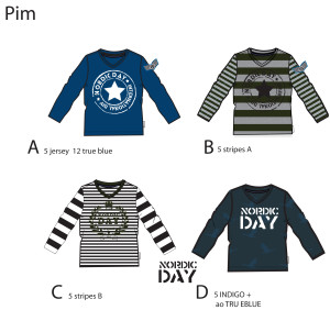 deenendingen designs for nordic day kidswear