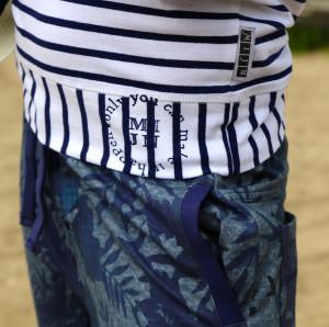 Outfit voor stoere meiden deenenDINGEN als designer voor MIJN summer 2015