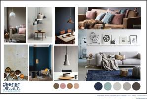 neutralen grijstinten royale bank indigo sfeer styling basics