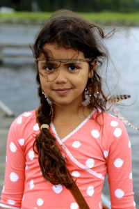 kidswearcollectie meisje voor het merk mijn stoer met vleugje kant