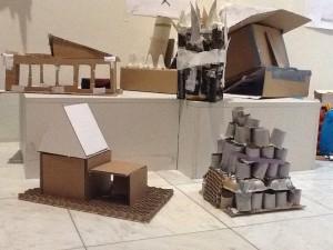 project kunst, bouwen & architectuur in het basisonderwijs