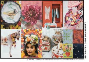 passie in huis sfeer collage