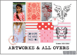 all overs and prints kidswear designed by deenendingen