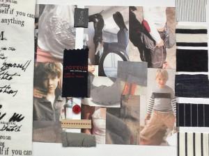 details in sfeer beeld zoals prints stoffen labels en fournituren