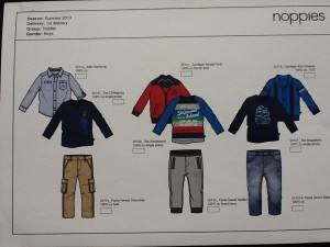 ontwerpen en collectioneren causal boys collectie