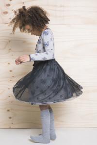 zwierige jurk voor meisjes