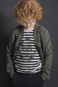 army groen en grijs tinten voor jongens mode
