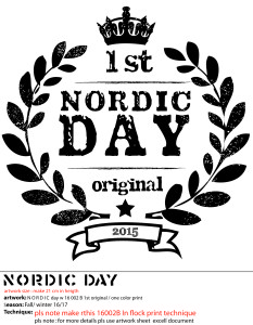 print design for boys collection nordic day